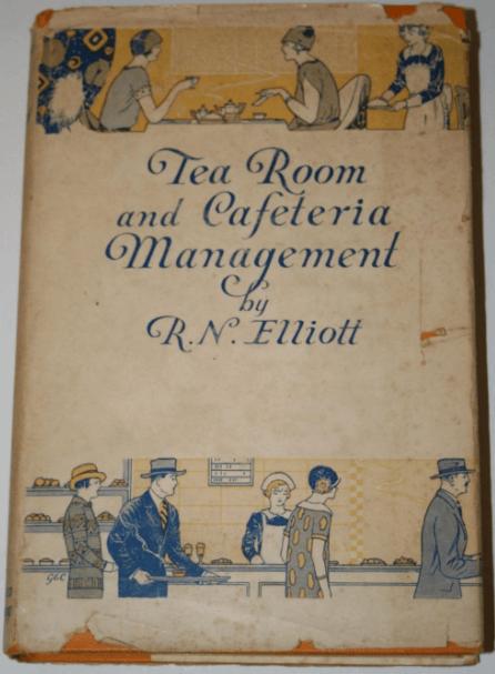 Tea Room Cafeteria Management Elliott