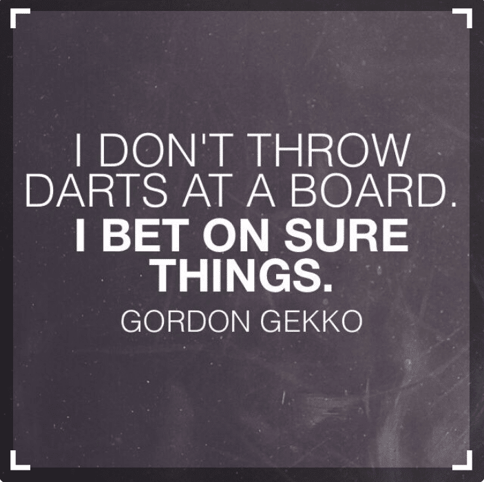 Quote Wall Street Gordon Gekko